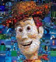 Toy Story Mosaic by Cornejo-Sanchez