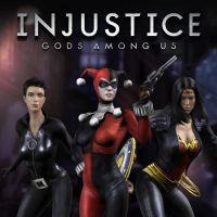 Injustice Skin Pack  Bad Girls by InjusticeTrinity