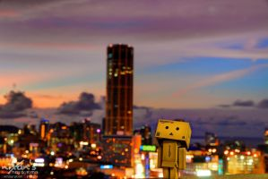 Sunset of October the third - Penang (danbo) by fighteden
