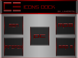 CE ICONS DOCK by lahercoll