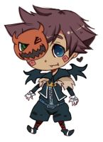 Halloweentown Sora by the-secondstar