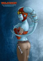 HOLOCRON : Aayla Secura by effix35