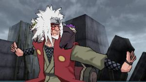 Jiraiya Sage mode by Silver-Gear