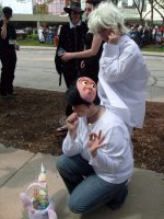 L and Near Cosplay Acen 08 by thegeekpit