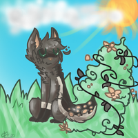 Photosynthesis .:Fan-art/gift-art:. by qaradise