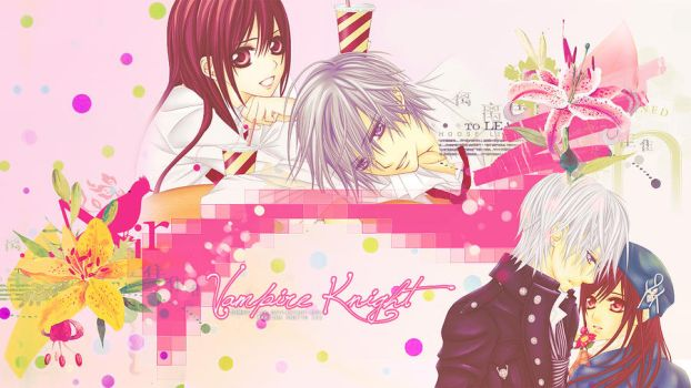 Vampire knight wallpaper by damnvanity