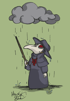 A Mild Case of Rain by IceCoffin