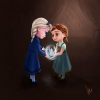 Do the magic! (Frozen) by Zheltkevich