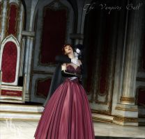 +The Vampire Ball+ by MahymdeNocturne