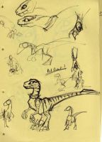 Mystra and Rover_sketches10 by Mystra-Inc