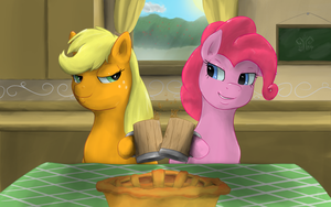 Apple Pie by Mik3TheStrange