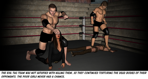 Fatal Fantasies 3-4 by FatalHolds