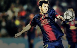 10 Messi by Momez