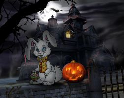 Holiday Mix-Up 5: Easter Bunny's Halloween by SB1991