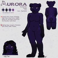 Aurora Reference by yammyqueen