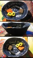 Fake Candy Bowl - Present by claydoodles