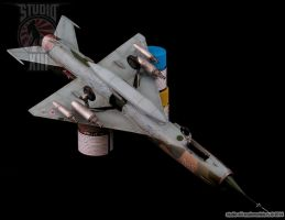 Eduard 1/48 MiG-21SMT - bottom view by Michael-XIII
