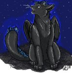 Star Gazing by Saborcat