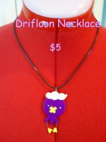 Drifloon Necklace by CynicalSniper