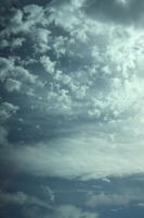 Heavenly Clouds 11 by mirandaadria-stock
