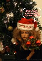Mars and the xmas occasions by saskha