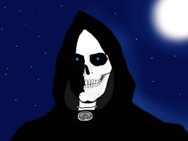 Death from Terry Pratchett by Lucius007