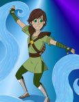 HTTYD: Hiccup the Waterbender by dreamer45