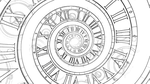 Timestream Coloring Page by Richard67915