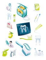 dentist-material_vector by p30room