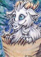 ACEO: Cupcake by Agaave