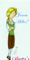 James Hiller by DawnDKuwabara
