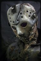 Jason Voorhees - A Portrait by skorpiusdeviant