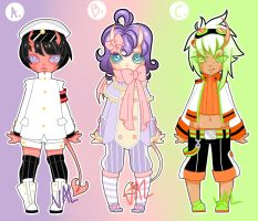 Fundraiser Demon Adopts (2/3 OPEN) by lifeforce10