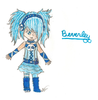 Beverley (Another New OC) by xOAVRILOx