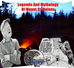 Mythology Of Mt. St. Helens--Part 1D