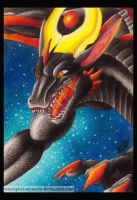 .:: ACEO - The Mad One ::. by Windspirit-Aquaeris