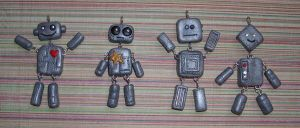 New Robots by PORGEcreations