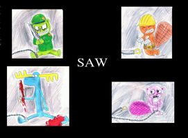 HTF SAW by CarnageWolff