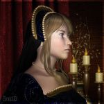 Tudor Portrait by Arah019