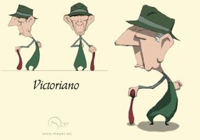 Concept - P.and T - Victoriano by mayec