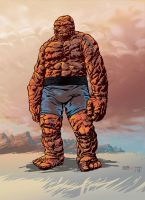 The Thing II... now in color by 2depaus