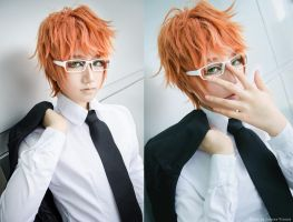 Shouichi from Katekyo Hitman Reborn by Zakane