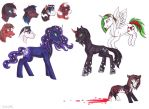 Requests: Too Many Ponies! by WhiteFangKakashi300