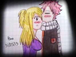 I love you, Lucy |NaLu| by HinamoriMomo21