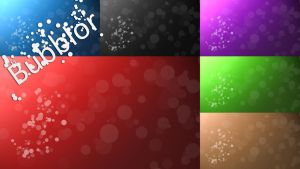 Bubblor - Wallpaper Pack by xeloader