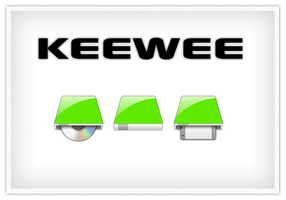 KEEWEE Drive Icons by ifido