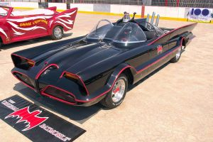 1960 Batmobile by Haseo1970