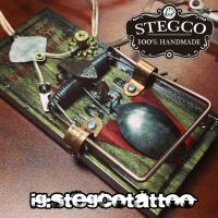 Stegco rat trap footswitch by Stegco