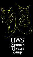 U of Wisconsin-Superior Summer theatre camp logo by Eamon-D-Hill