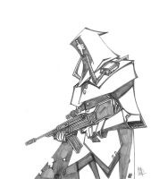 Marksman Killzone by NathanChristopher